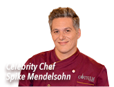Celebrity Chef Spike Mendelsohn